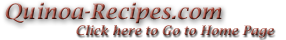 Quinoa Recipes logo